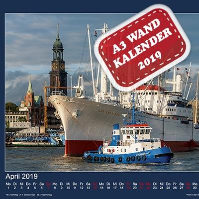 Kalender - Fotografie Inga Lewandowski, Hamburg