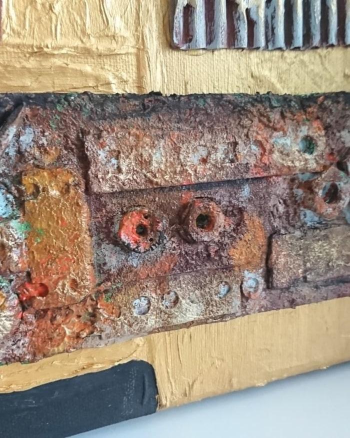 ABK-00004 Abstrakte Kunst Hamburg Luxury Rust (3)
