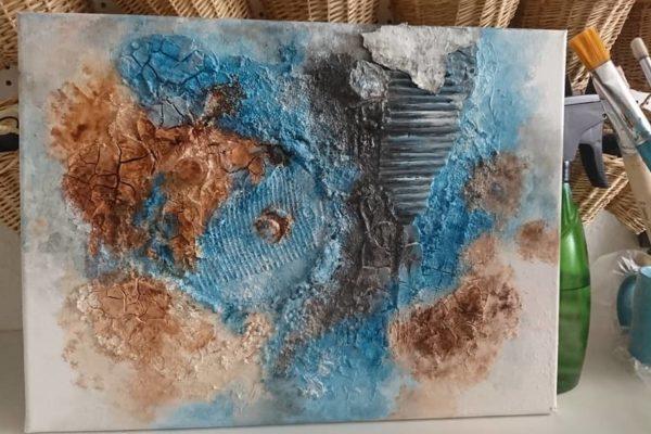 ABK-00005 Abstrakte Kunst Hamburg Rusty Dreams (1)