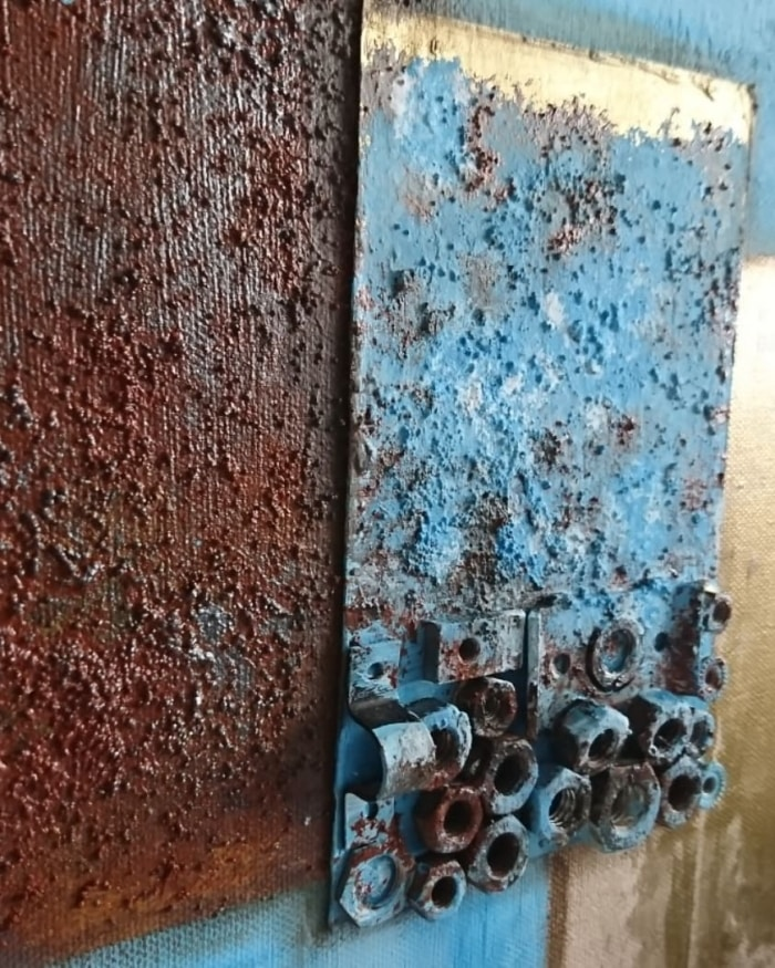 ABK-00006 Abstrakte Kunst Hamburg Rusty Harmony (6)