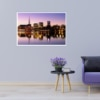 Hamburg Foto - ALS-00005 Hamburg Skyline an der Binnenalster Wandbild hell