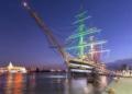 Hamburg Foto - HAF-00009 Segelschulschiff AMERIGO VESPUCCI