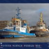 Foto-Wandkalender Hamburg 2019 - Schlepper aus dem Hamburger Hafen Monat Oktober 2019