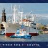 Foto-Wandkalender Hamburg 2019 - Schlepper aus dem Hamburger Hafen Monat April 2019