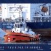 Foto-Wandkalender Hamburg 2019 - Schlepper aus dem Hamburger Hafen Monat Juni 2019
