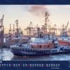 Foto-Wandkalender Hamburg 2019 - Schlepper aus dem Hamburger Hafen Monat August 2019