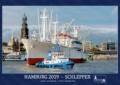 Hamburg Foto - Foto-Wandkalender Hamburg 2019 - Schlepper