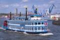 Hamburg Foto - HAF-00018 LOUISIANA STAR auf Hafenrundfahrt