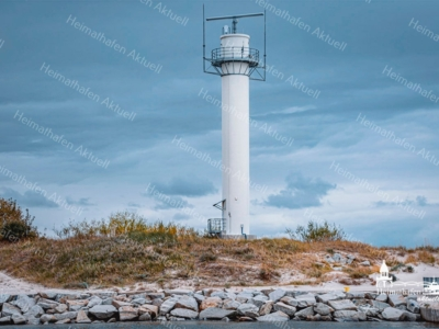 MAR-00008 - Maritimes - Radarturm in Kolberg, Polnische Ostsee
