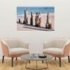 MAR-00013 - Maritimes - Alte Pfähle an der Ostsee Wandbild 2