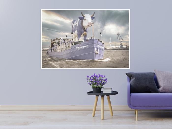 Hamburg-Foto-HAF-00089-Milka-Muhboot-im-Hamburger-Hafen-Gestaltungsansicht