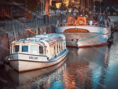 Hamburg Fotos - ALS-00024-Alsterdampfer-KOLLAU