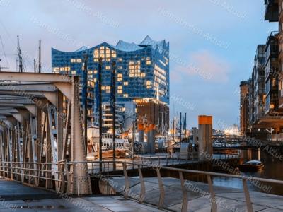 Hamburg Fotos und Bilder HAL-00008-Elbphilharmonie