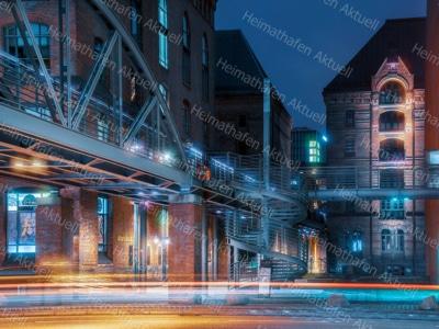 Hamburg Fotos und bilder HAL-00009-Speicherstadt