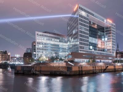Hamburg Fotos und Bilder-HAL-00028-Spiegelgebäude-Crossing-the-Elbe