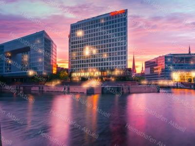 Hamburg Bilder - HAL-00036-Spiegelgebäude