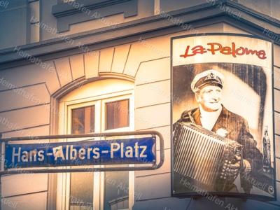 Hamburgbilder - HAL-00037-Hans-albers-platz