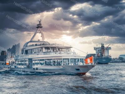 Hamburg Fotos - HAF-00097 Fahrgastschiff HAMBURG