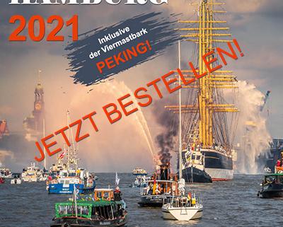 Hamburg 2021 Kalender, jetzt bestellen!
