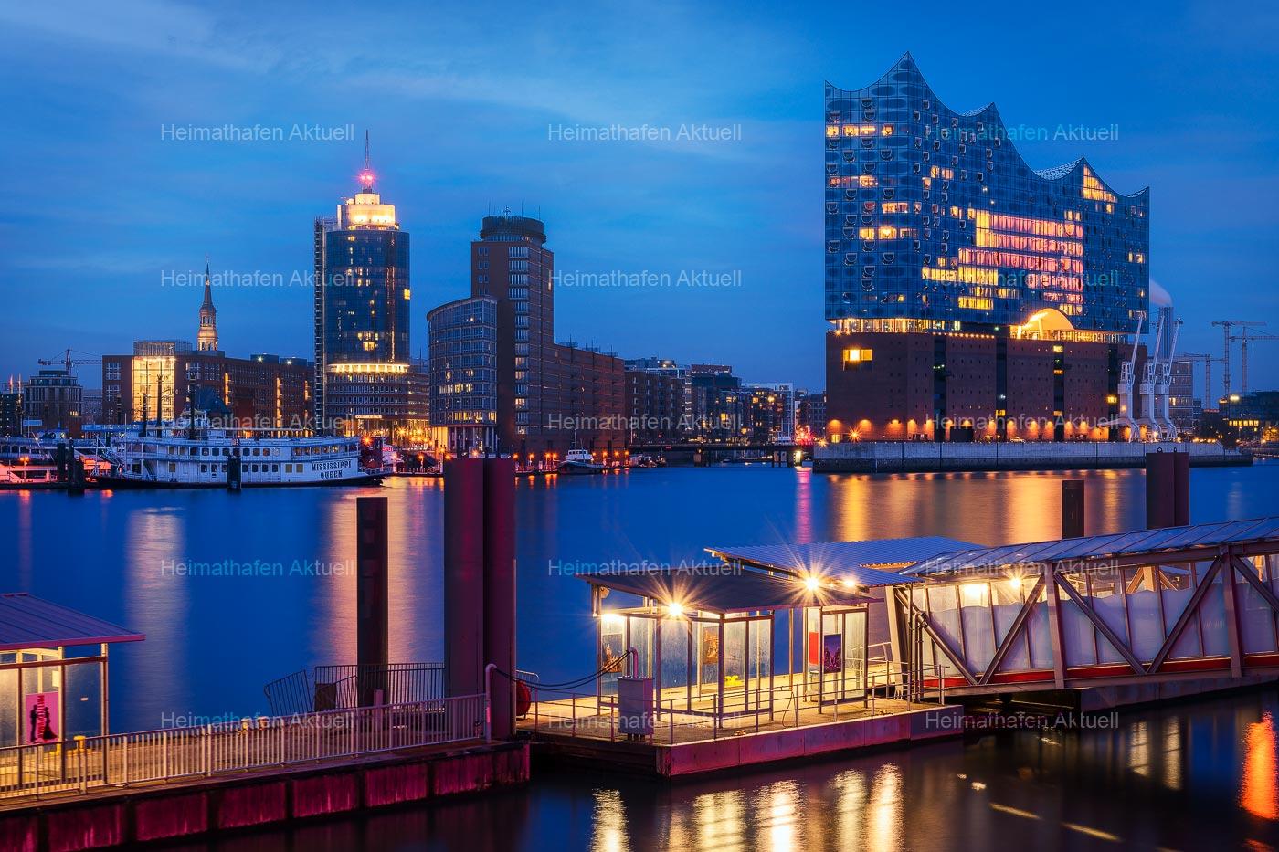 Hamburg Bilder im Großformat
