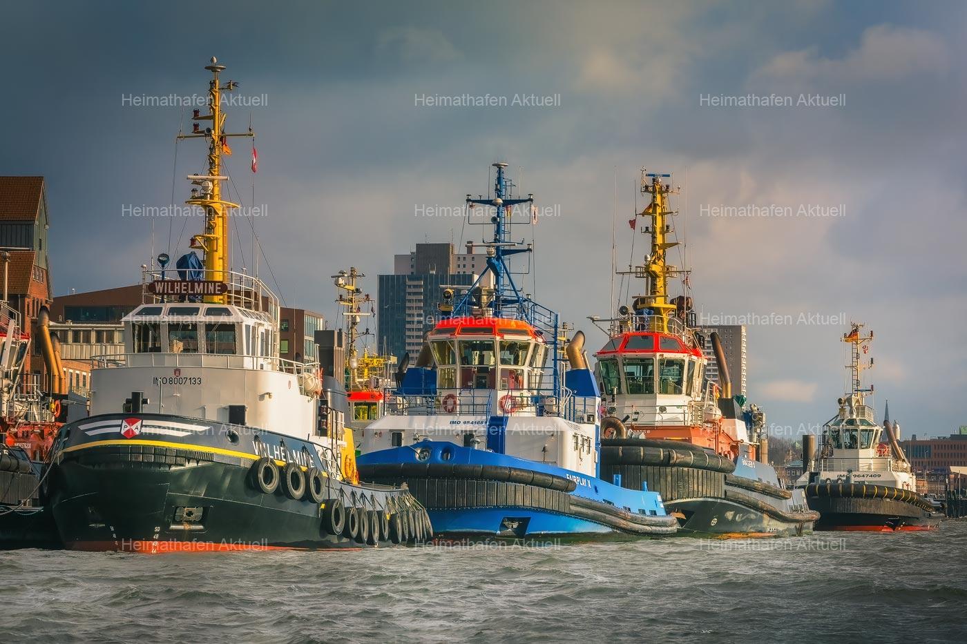 Hamburger Schlepper | Tugboats