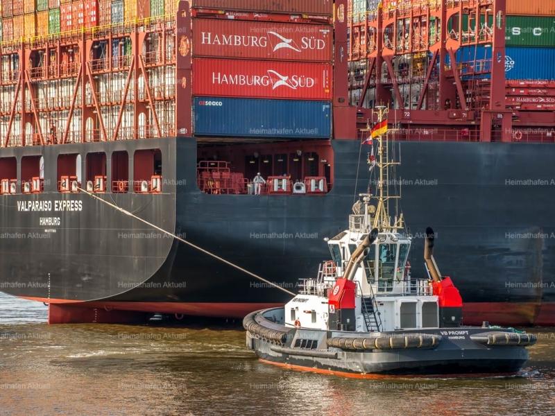 Hamburg Hafenfotos-SHL-00004--Schlepper-VB-PROMPT-und-VALPARAISO-EXPRESS