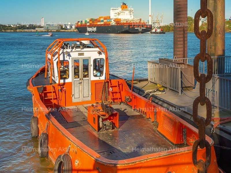 Hamburg Hafenfotos-SHL-00029-Mooringtug-Festmacher-Hamburger-Hafen