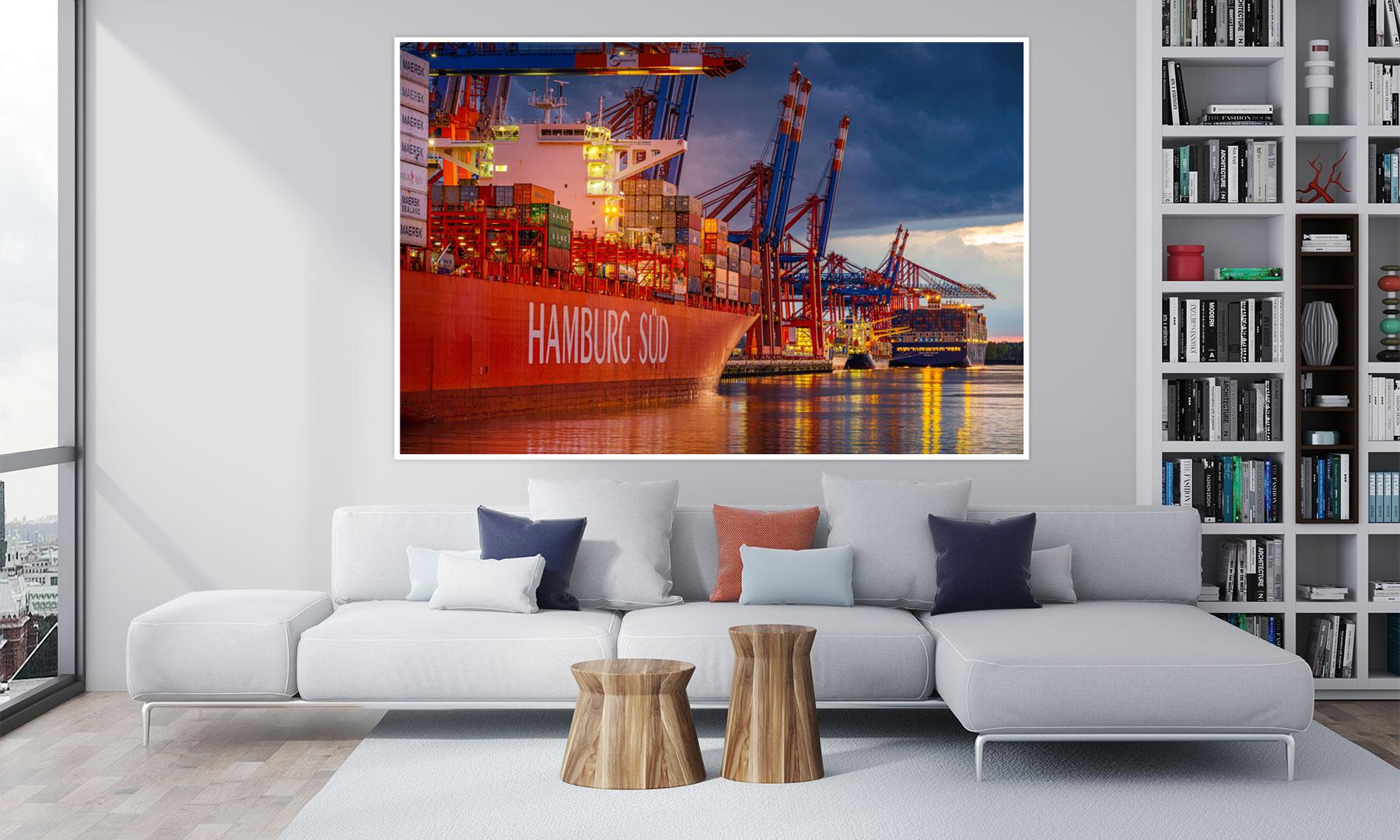 Heimathafen Aktuell - Neue, stets aktualisierte Hamburgbilder