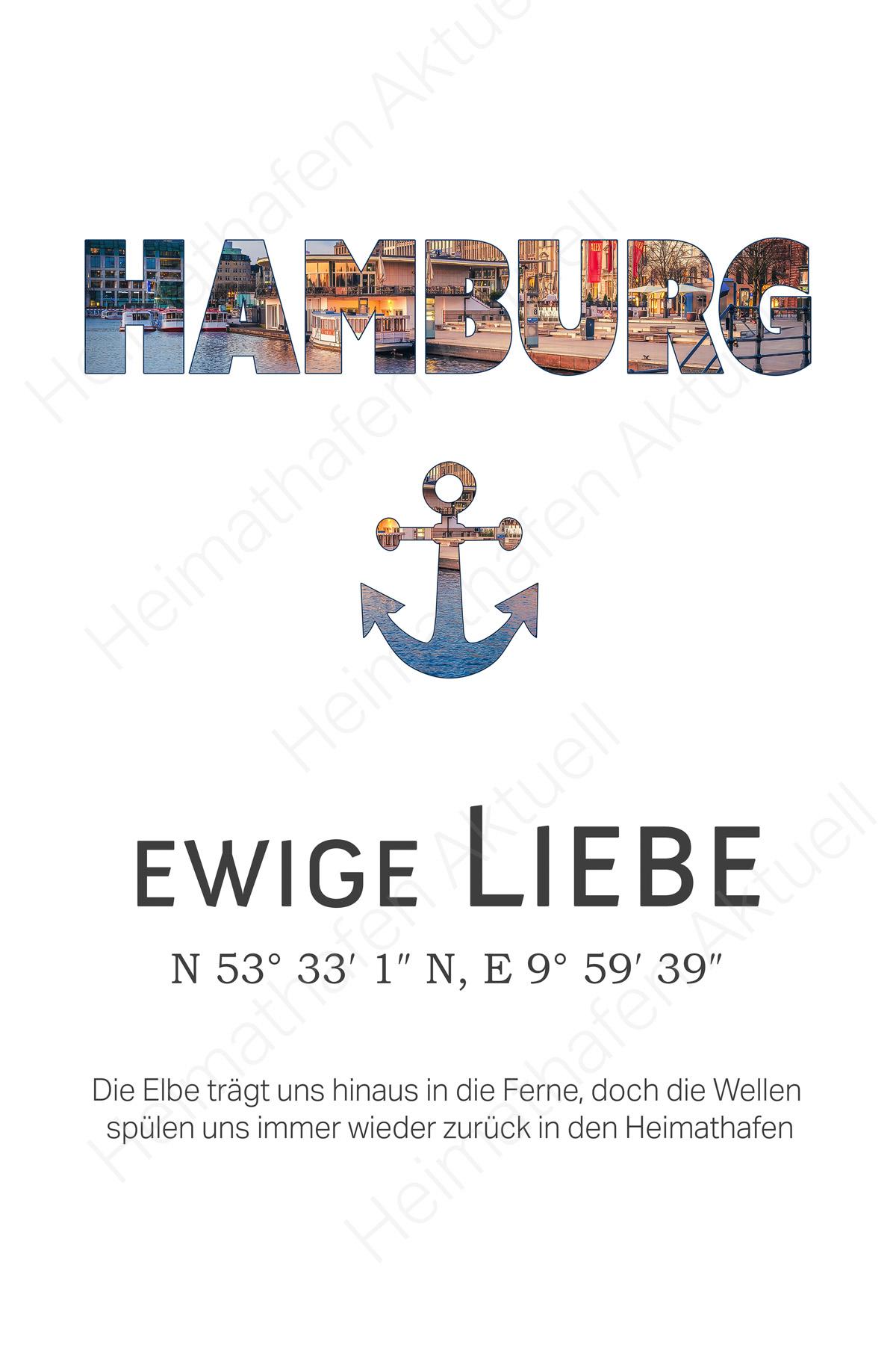 Hamburg - Ewige Liebe