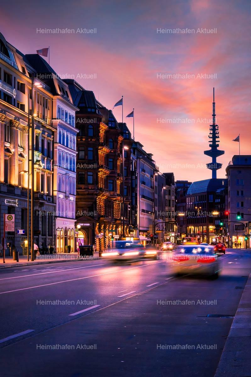 Hamburgfotos-ALS-00136-Jungfernstieg-und-Fernsehturm